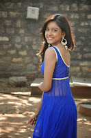 Actress Vithika Sheru Latest Pictures in Blue Salwar Kameez at Paddanandi Premalo Mari Movie First Look Launch  6.jpg