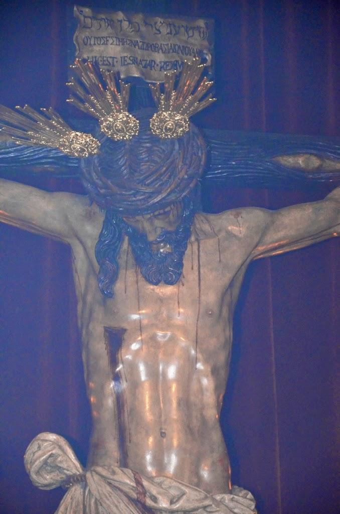 Santísimo Cristo de la Salud - Carretería - Sevilla
