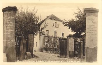 Lohengrinhaus mit Richard-Wagner-Museum um 1935