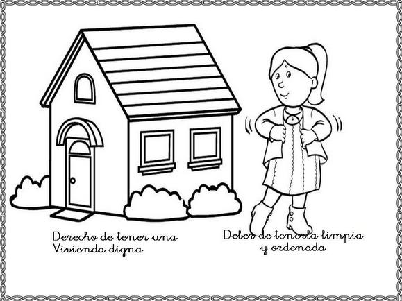 juegos y actividades didácticas para clases: derechos y deberes de ...