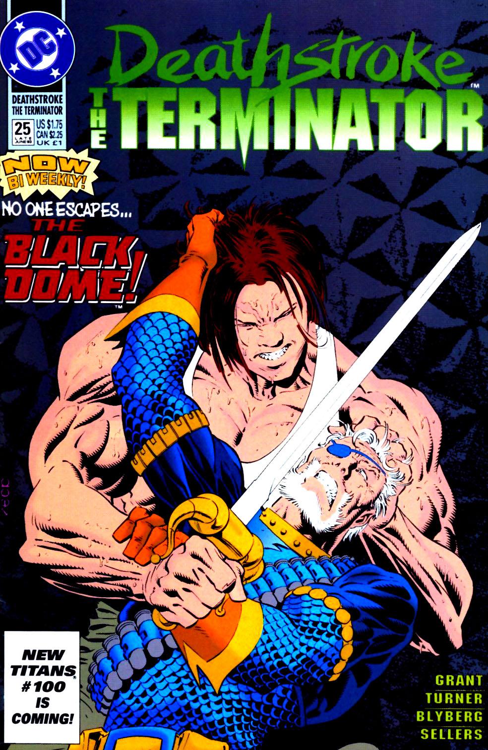 Deathstroke (1991) Issue #25 #30 - English 1