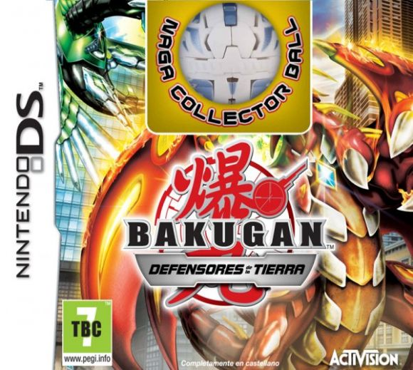 Bakugan: Defenders of the Core [NDS] Español [MF]