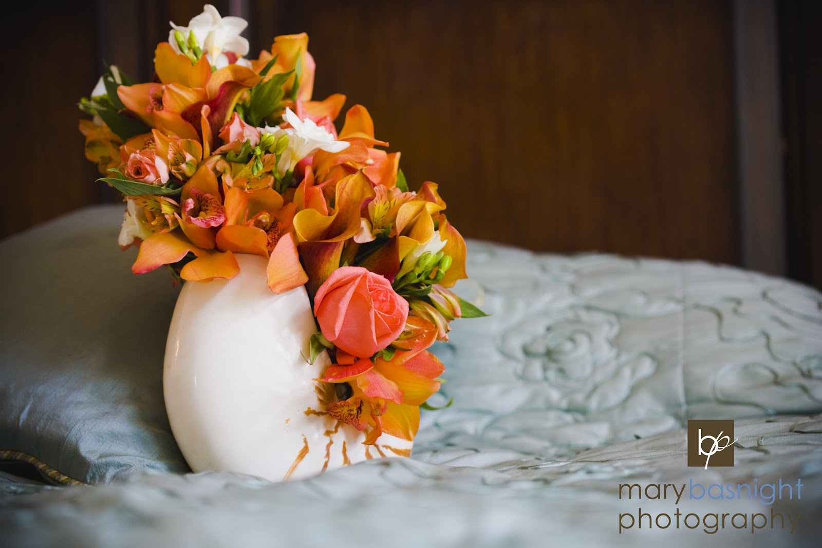 Bouquet Friday Flowers In Seashells The Embellishers Outer