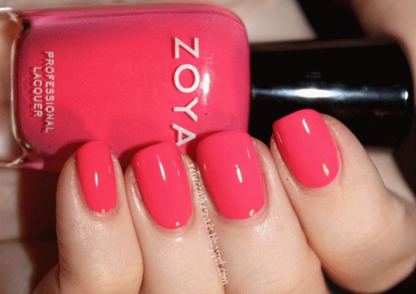 rebecca likes nails: Zoya Gossip Collection