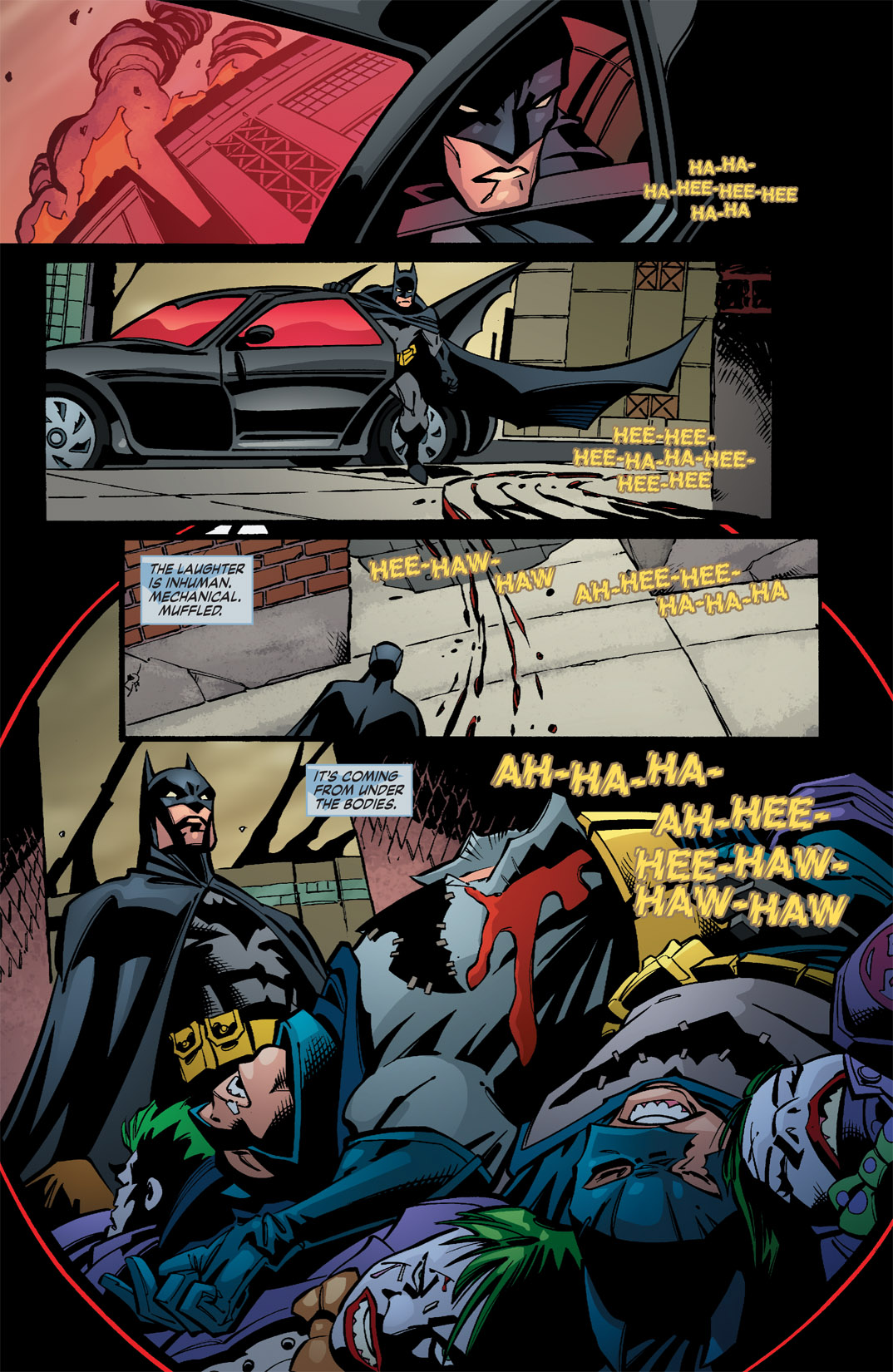 Detective Comics (1937) Issue #869 Page 3