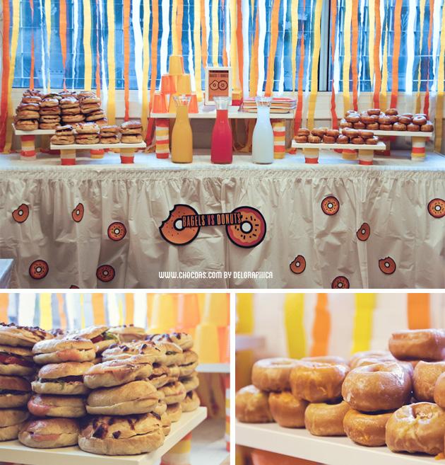 #donuts #bagels