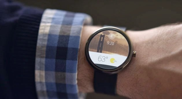 Stunning Android Wear Concepts
