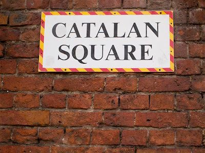 Catalan Square - Manchester