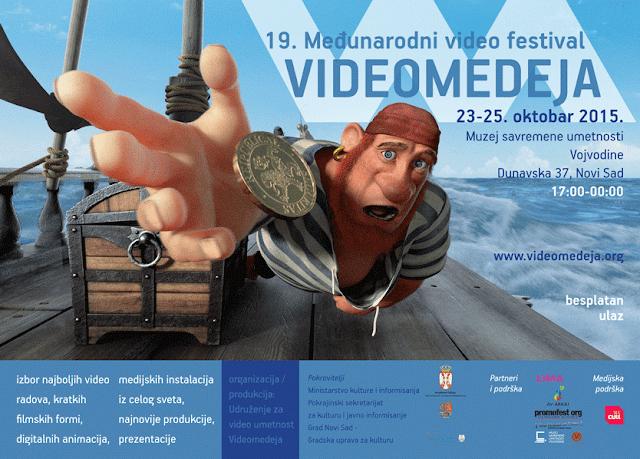 """Festival """"Videomedeja"""""""