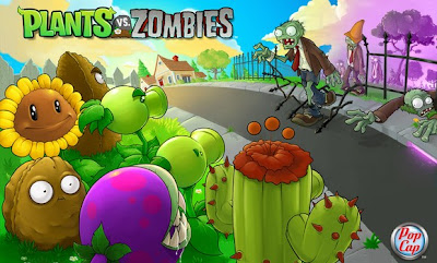Serial Plants vs. Zombies .Apk Full