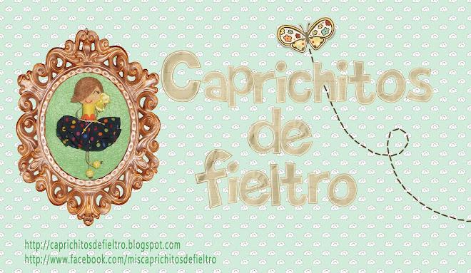 *Caprichitos de Fieltro*