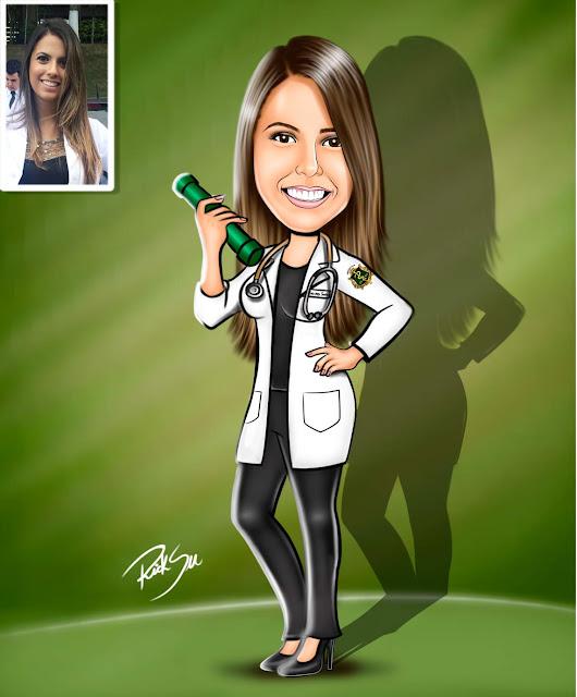 #medica #formanda #estetoscópio