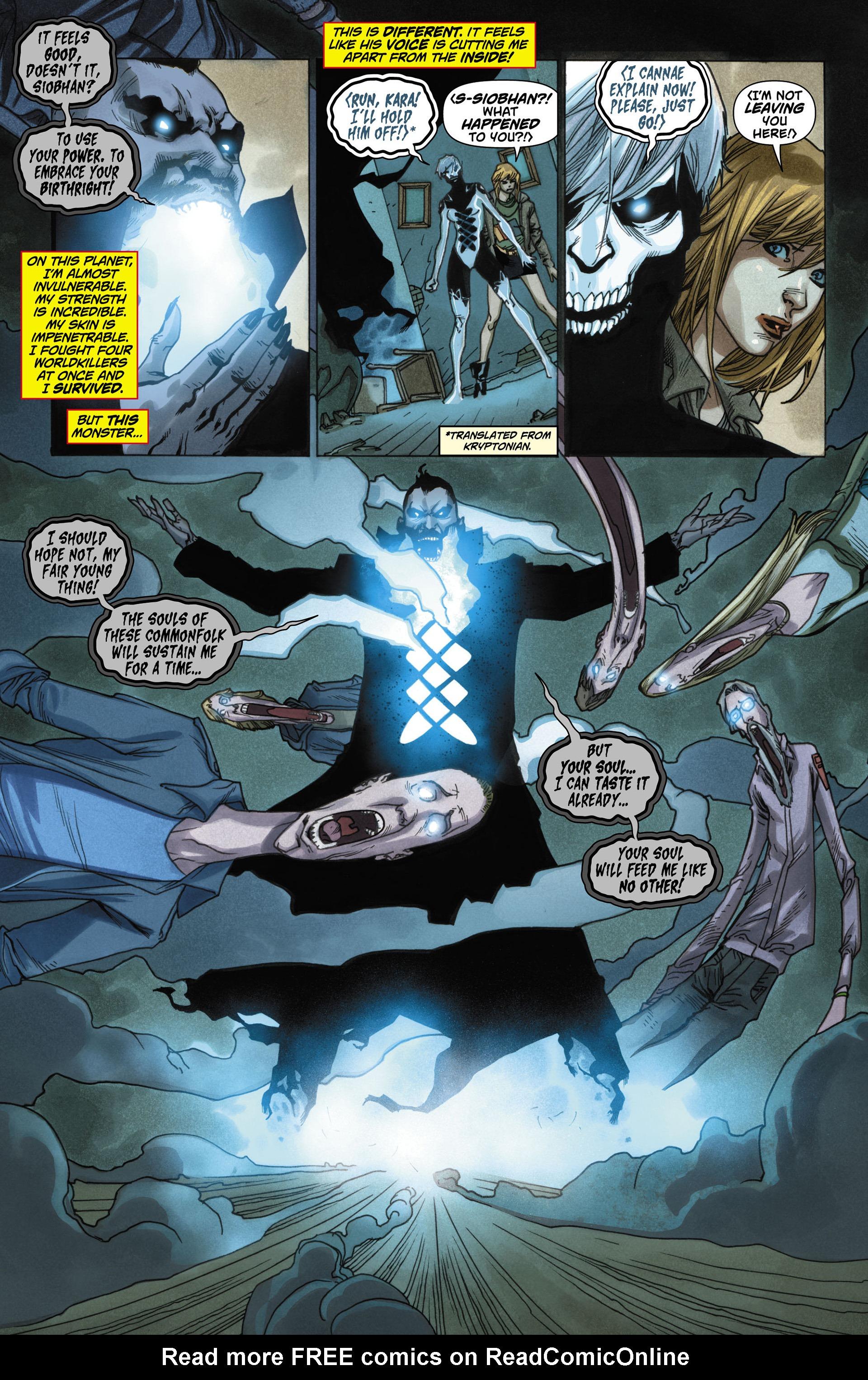 Supergirl (2011) Issue #9 #11 - English 6