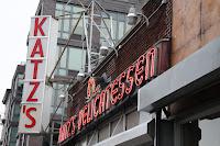 Le Deli Katz's, New York