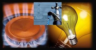 Elektrik su doğalgaz