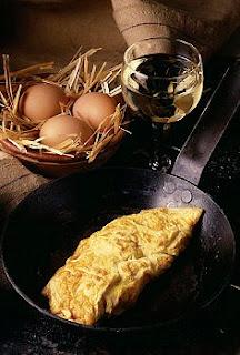 Tortilla omelet