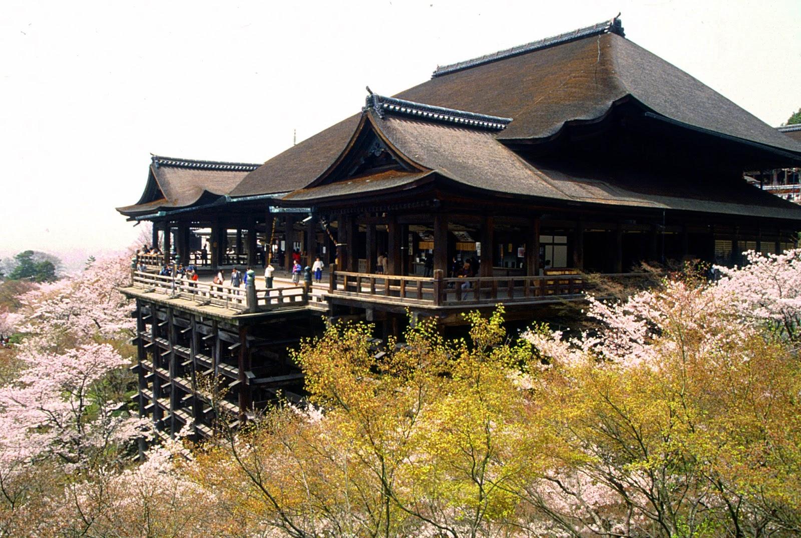 Unique Japan Tours Kyoto Japan Discovered Kiyomizudera Kiyomizu Temple
