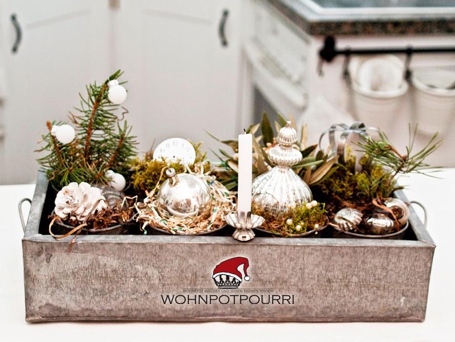 Weihnachtsdeko Im Landhausstil wohnpotpourri weihnachtsdeko im hause wohnpotpourri