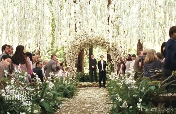 Juneberry Lane Wedding Wednesday Breaking Dawn Bella