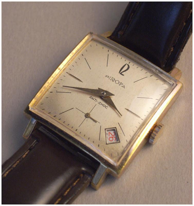 montres m caniques vintage les montres populaires francaises de 1950 a 1970. Black Bedroom Furniture Sets. Home Design Ideas