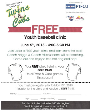 Mark your Calendars for Little League Night!