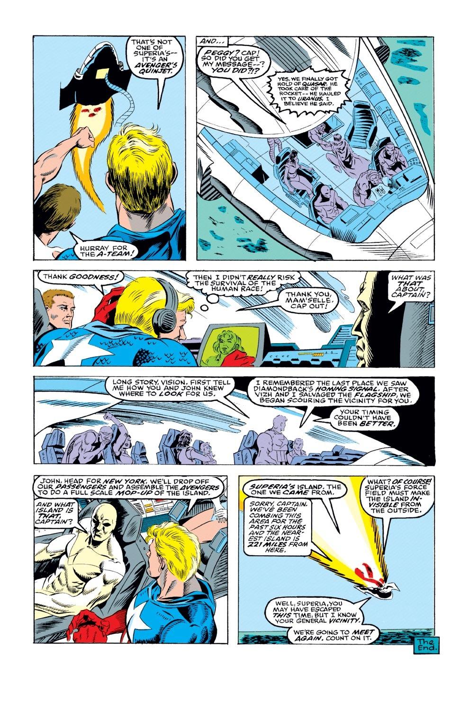 Captain America (1968) Issue #392 #325 - English 21