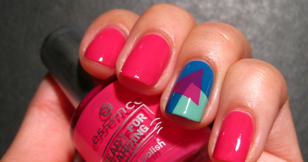 '80s Accent Nail