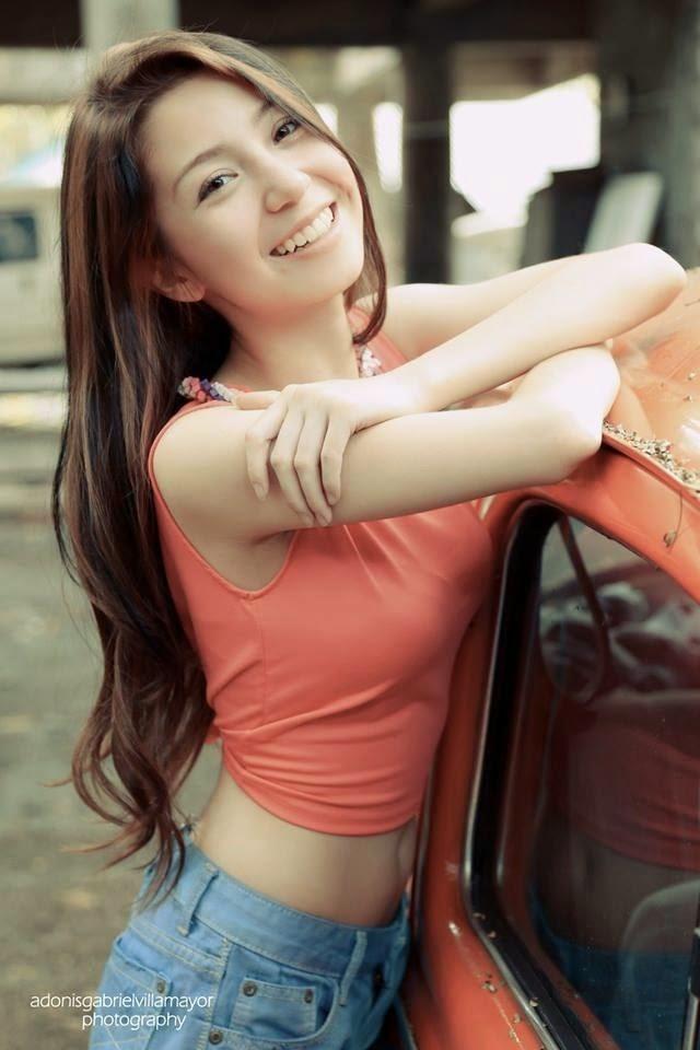 Filipinas Beauty Ordinary Beauty Of Filipina Faces