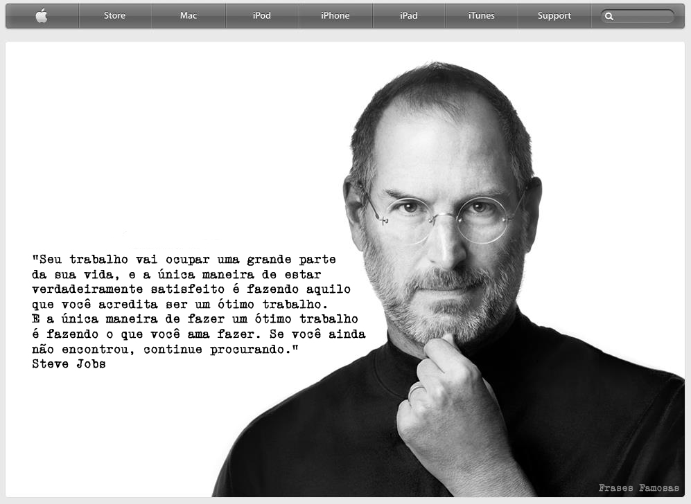 Frases Famosas Frases De Steve Jobs