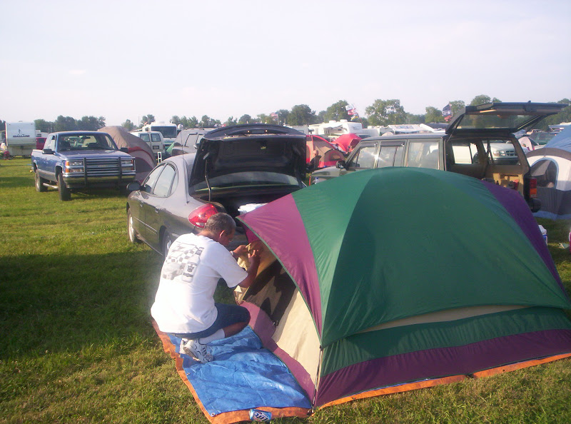 Brickyard 400 countdown C&ing at Indy provides for fun times & Brickyard 400 countdown: Camping at Indy provides for fun times ...