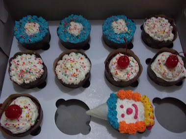 Cup Cake Hias