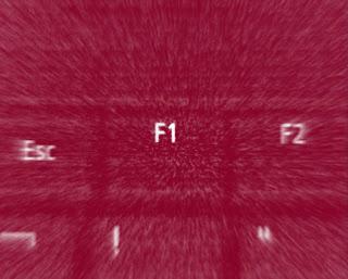 F1 button HELP!