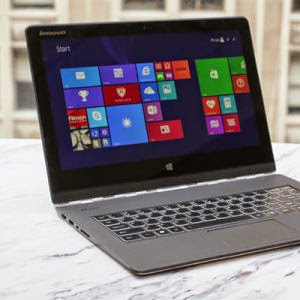 Hybrid Laptop with Special Screen, Lenovo Yoga Pro 3