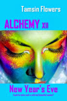 <i>Alchemy xii - New Year&#39;s Eve</i><br>By Tamsin Flowers