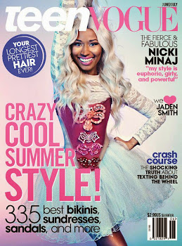 Teen Vogue Magazine's Latest Issue..