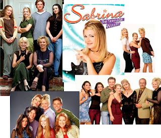Actores de la serie americana Sabrina