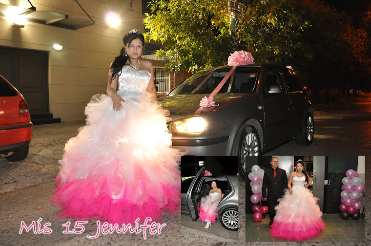 Mis 15 Jennifer salon UOM quilmes