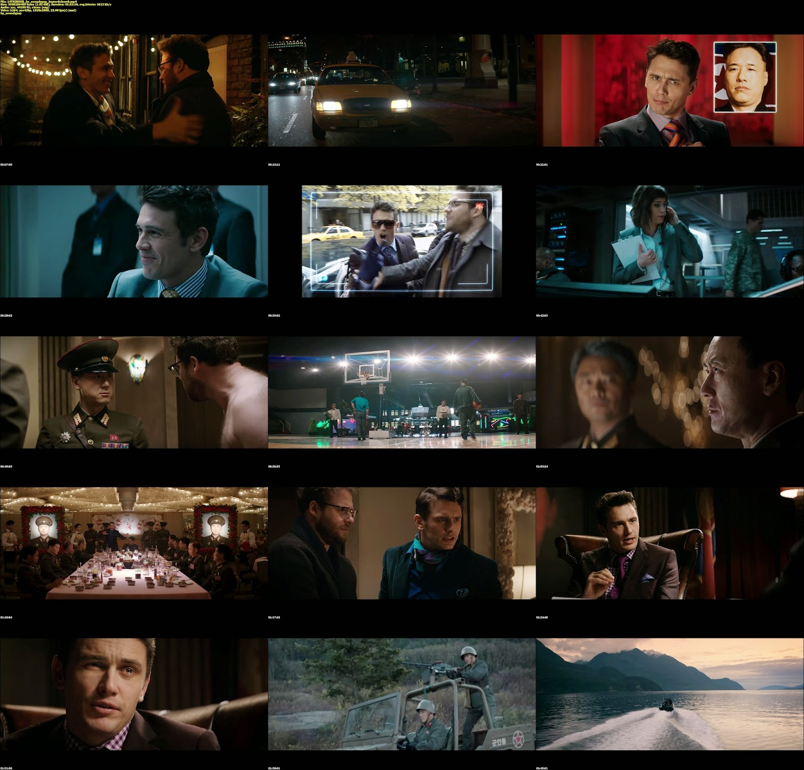 The Interview  [2014] [BBRip] [Subtitulada]