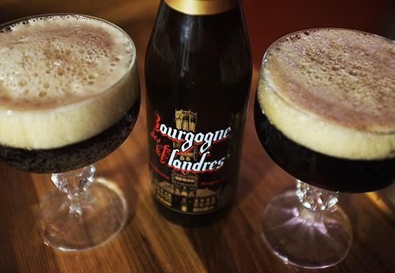 Бельгийское пиво Bourgogne Des Flandres Brune