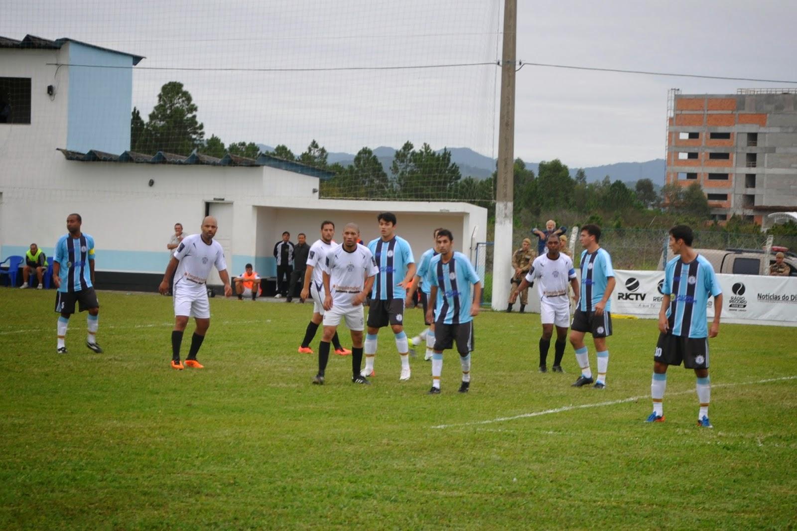 Grêmio Cachoeira na final da Copa Interligas