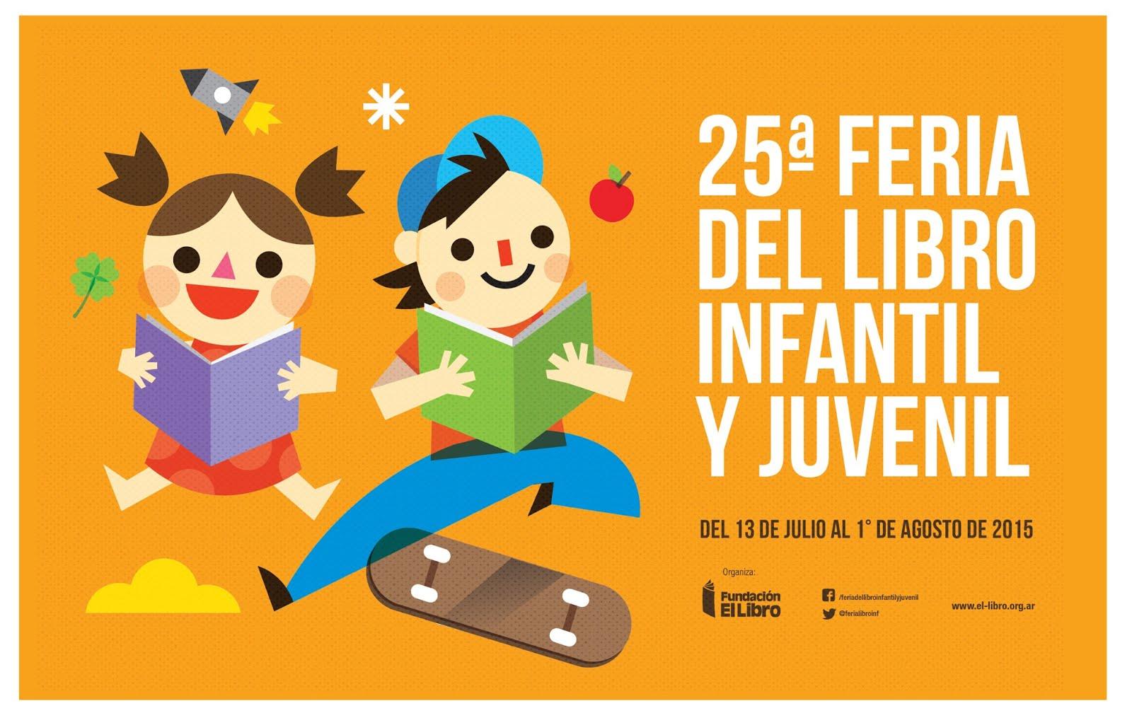25 Feria del libro Infantil y Juvenil.