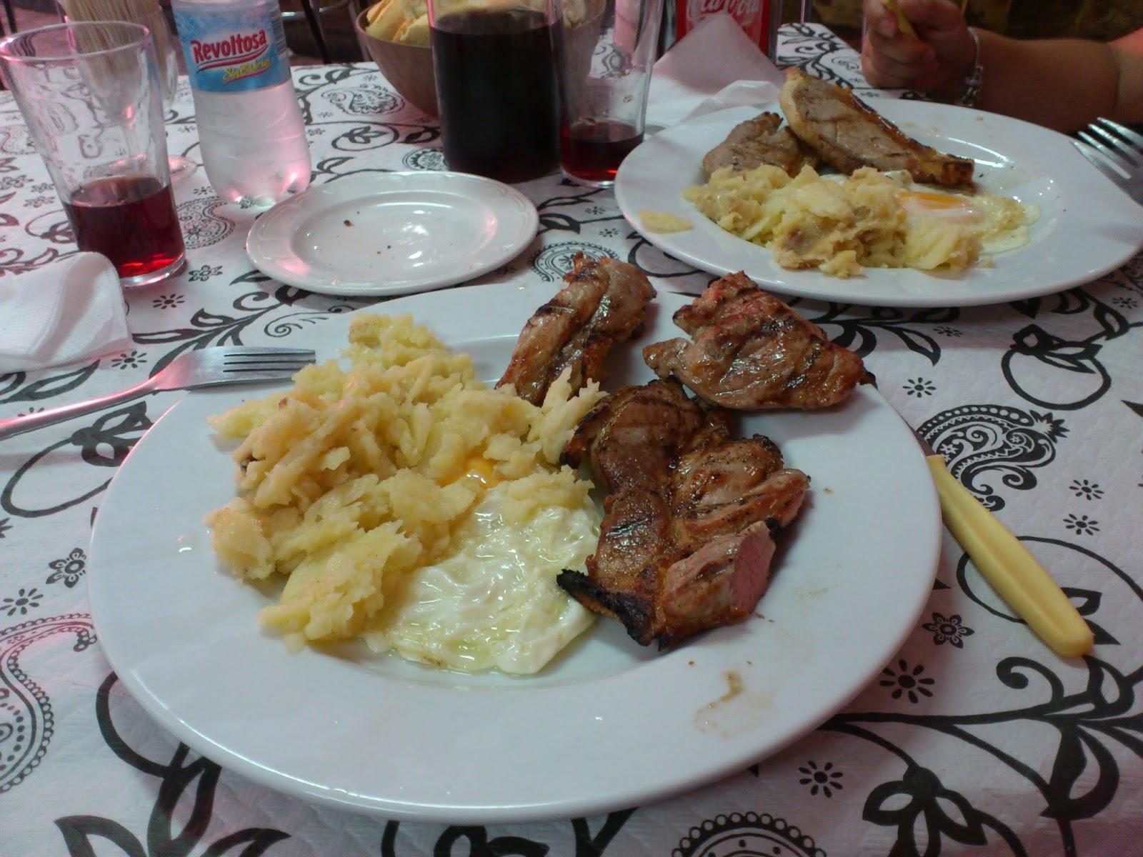 almuerzo latín azotar en Albacete