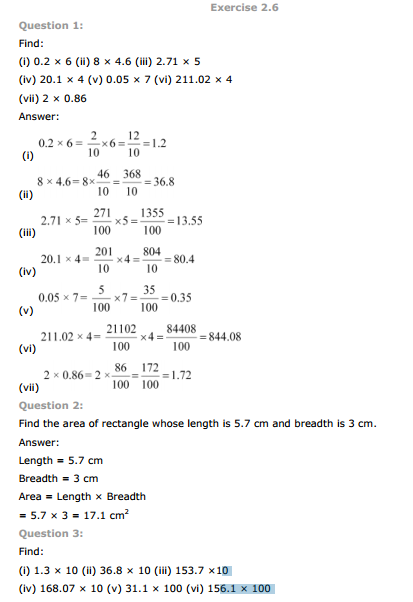 ncert solution of class 8 maths chapter 2