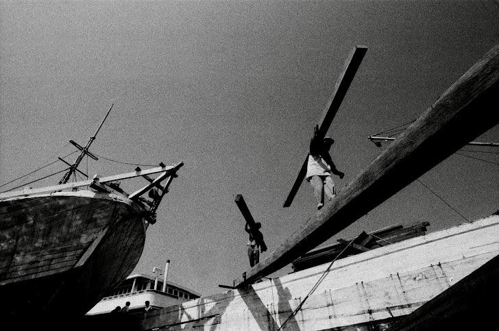 Kuli Angkut Pelabuhan. 2007