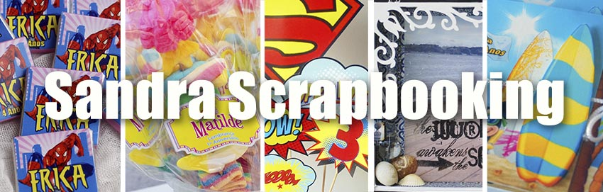 Sandra Scrapbooking