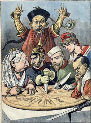 Historic Political Cartoon