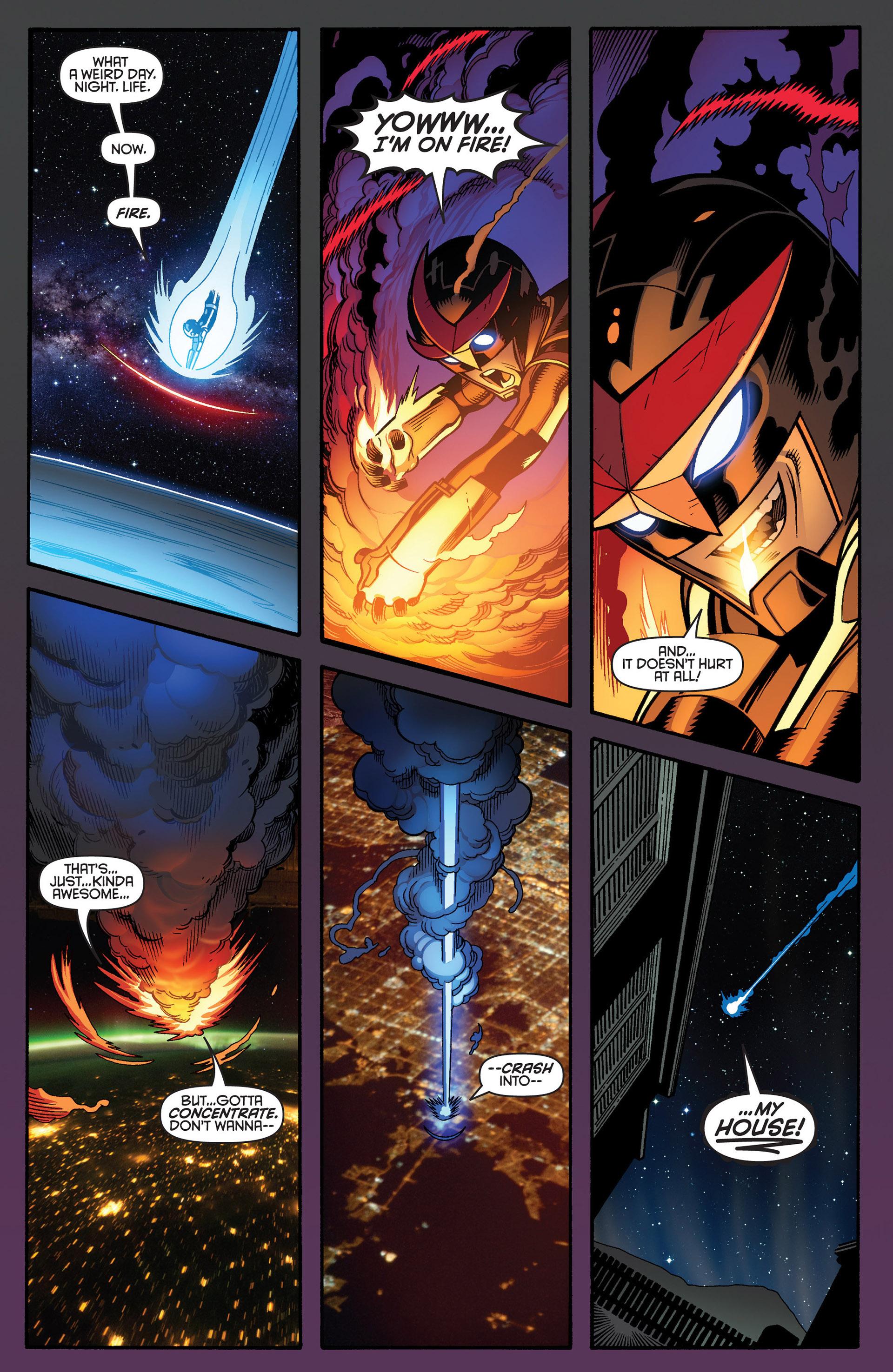Nova (2013) - Chapter  3 | pic 7