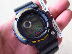 CASIO G-SHOCK FROGMAN GW-200Z FINAL FROGMAN - TOUGH SOLAR - PART A
