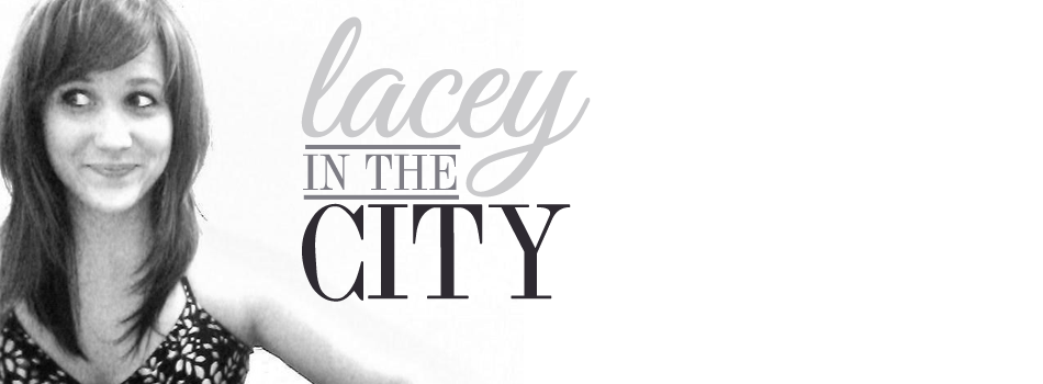 Lacey in the City