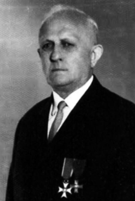 Ignacy Dembny - postać mojego dziadka